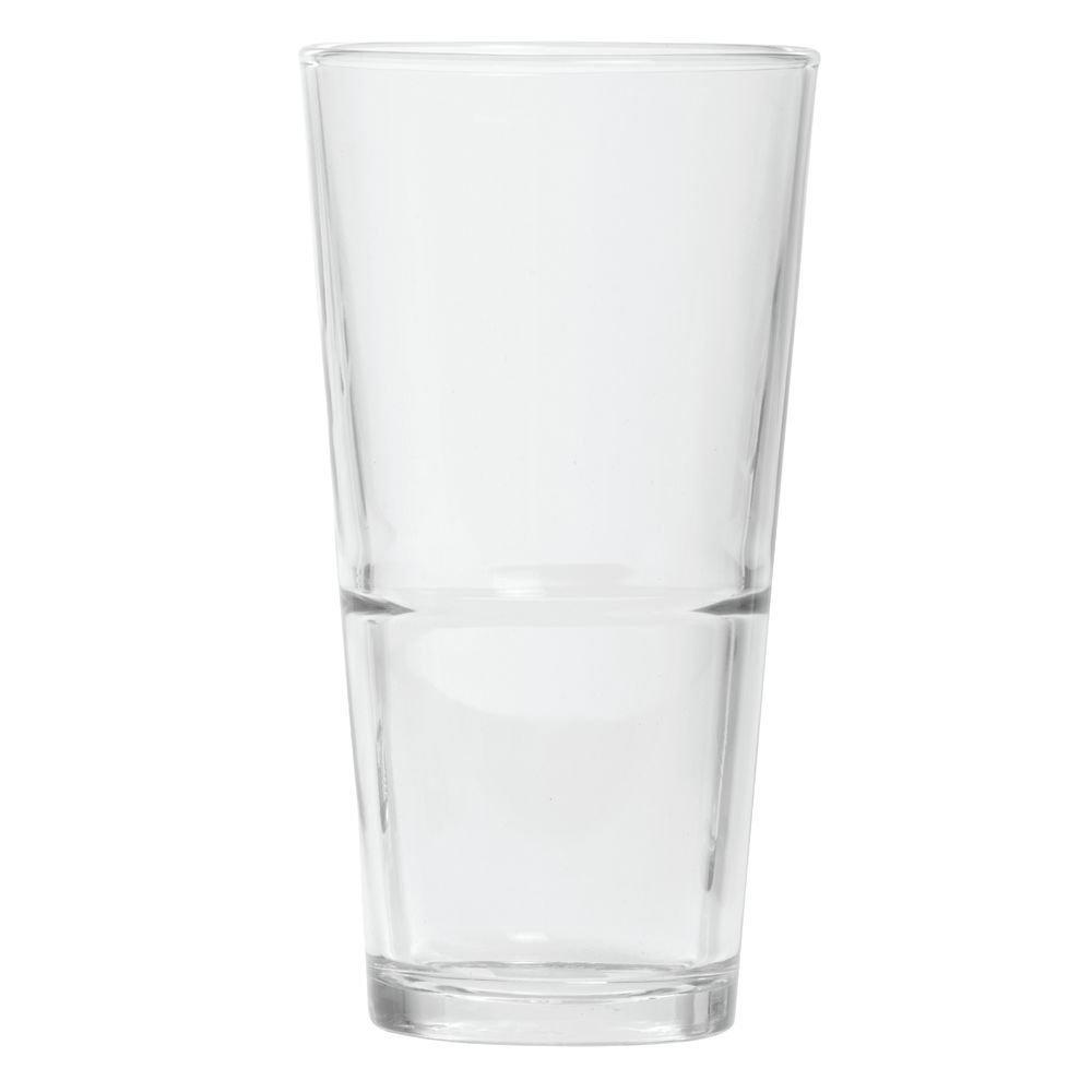 Libbey 15792 Restaurant Basics 22 Ounce Mixing Glass - 24 / CS