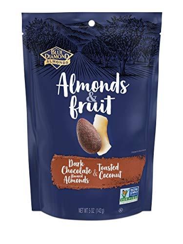 diamond almonds chocolate - 6