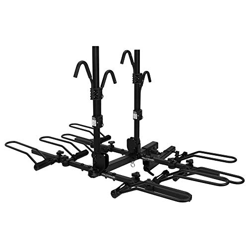 Hollywood Racks HR1400 Sport Rider SE 4-Bike Platform Style Hitch Mount Rack (2-Inch Receiver) ()