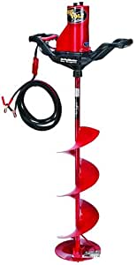 Strike Master Ice Augers Big Volt Electric Auger, 10 1/4-Inch