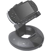 PSP Stereo Station Plus - ReCharging Stand & Speakers