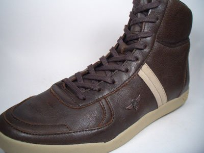 Creative Recreation Milano Hi Premium Choice marrón cr92 tamaño 42/Us 9/UK 8/27 cm