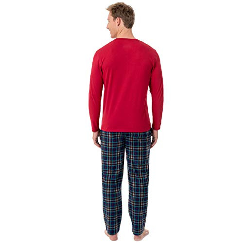 Buy mens microfleece pajamas
