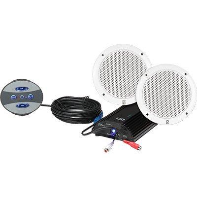 Poly-Planar BT-KIT4-W Amp & 5
