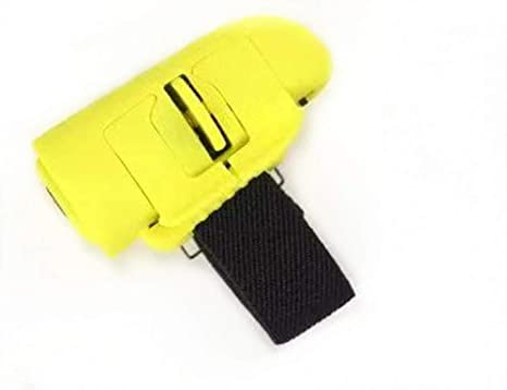 Black Mini Creative Finger Ring USB Optical Mouse