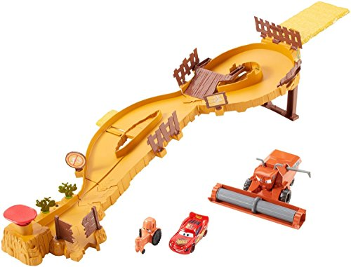 Disney/Pixar Cars Escape From Frank Track (Frank Toy)