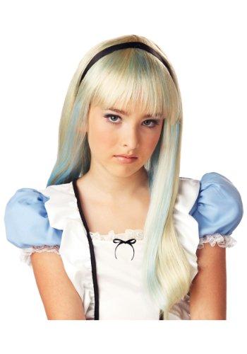 Alice in Wonderland Child Wig