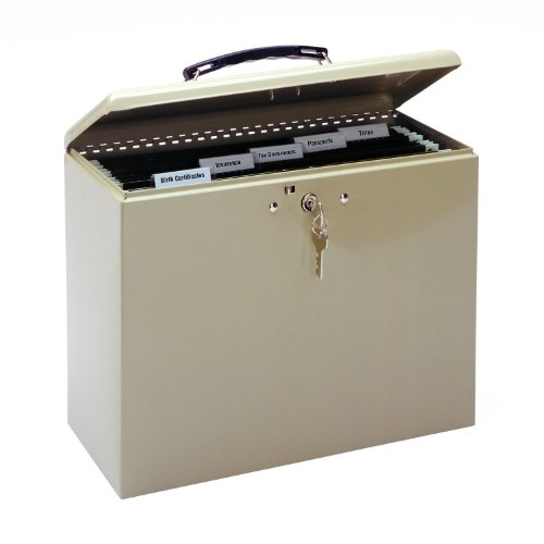 steel file box - 4