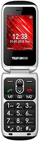 TELEFUNKEN – Teléfono Móvil Libre Telefunken