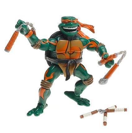 PlayMates Figura de acción de Las Tortugas Ninja Mystic Fury ...