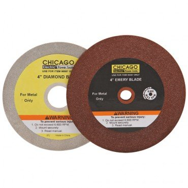 Replacement Wheels for the 120 Volt Circular Saw Blade Sharpener ()