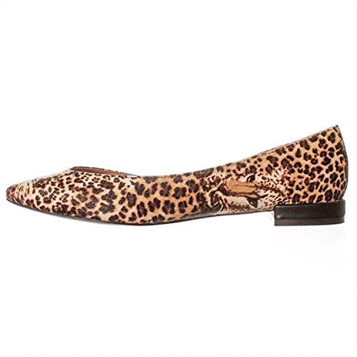 Izabella Rue Leo Ballett Leiligheter - Brun Leopard Brun
