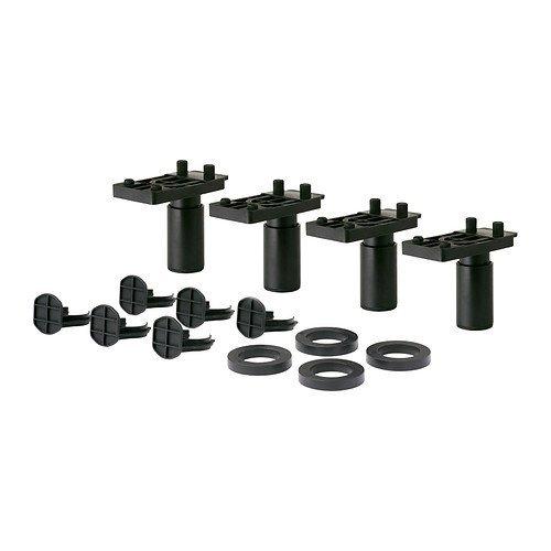 Ikea METOD/ /8/cm /Pierna//4/Pack//Paquete de 4/