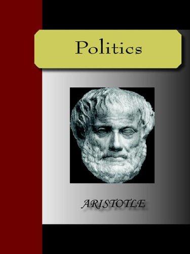Politics - ARISTOTLE