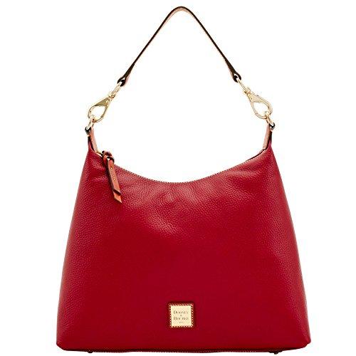 amp; Hobo Bag Shoulder Pebble Juliette Grain Bourke Dooney Cranberry U7A0qSdXU