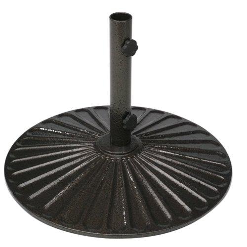 [Dayva MB352TT Tuscany 50-Pound Umbrella Base, Bronze] (Tuscany Base)
