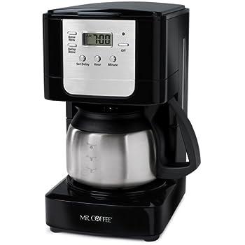 Mr. Coffee JWX9-RB 5-Cup Coffee Maker