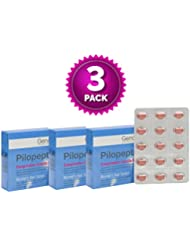 3 Pack Genové Pilopeptan For Woman 30 x 3 (90 Tablets) - Hair Regrowth
