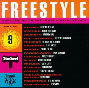 Freestyle Greatest Hits: The Complete Collection, Vol. 9 by Rhino / Ada