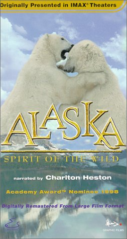 Large Format - Alaska - Spirit of the Wild [VHS]