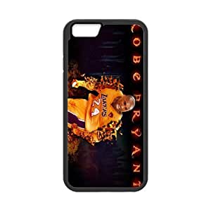 Generic Cell Phone Cases For Apple Iphone 6 Cell Phone Design With 2015 NBA #24 Kobe Bryant niy-hc824229
