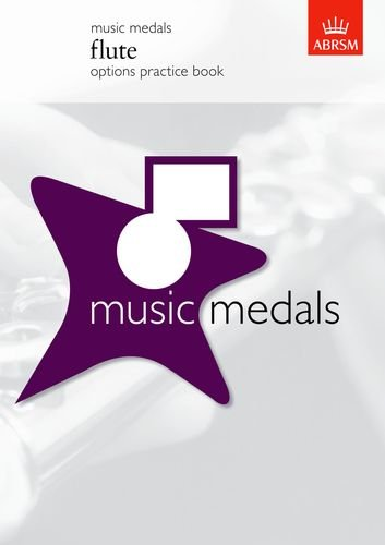 Download Music Medals Flute Options Practice Book (ABRSM Music Medals) ebook