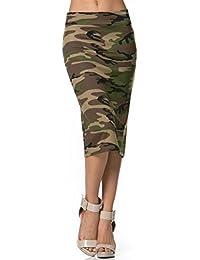 839cc138b2c Women s Below The Knee Pencil Skirt - Made in USA