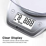 Etekcity 0.1 g Food Kitchen Gram Scale with