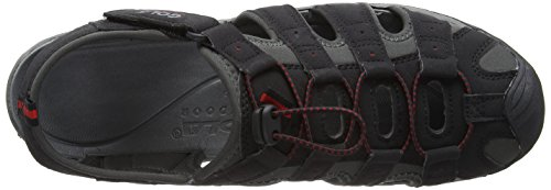 Gola Shingle 3 Mens Outdoor Trekking Sandals Black fmBy4o
