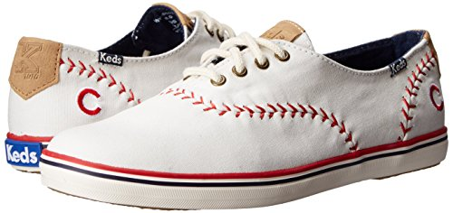 44b500832ffd7 Details about Keds Women's Champion MLB Pennant Baseball Fashion - Choose  SZ/color