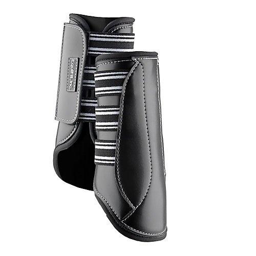 EquiFit MultiTeq Front Boot Medium Black