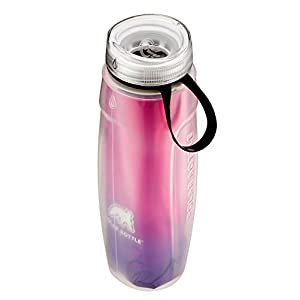 Polar Bottle Ergo Hot/Cold Insulated Water Bottle (22 oz) - Keeps Liquids Hot Or Cold 2X Longer - Lightweight, Compact and 100% BPA-Free Water Bottle with Spill-Free Half Twist Cap - Made in the USA