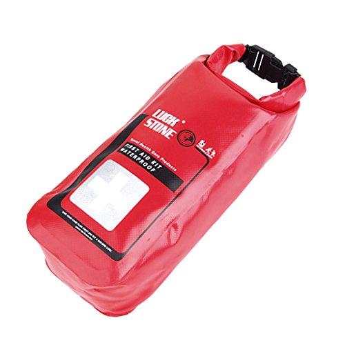 (Empty Waterproof First Aid Kit Dry Bag Sack Kayak Boating Fishing Camping )