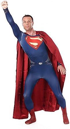 shoperama Hombre Traje De Cuerpo Entero Superman # 2 Disfraz Super ...