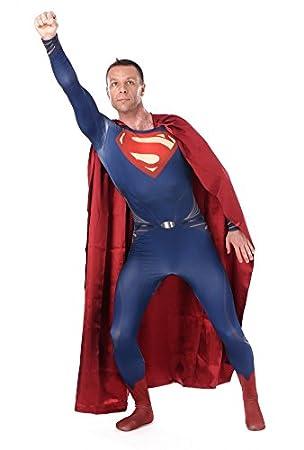 shoperama Hombre Traje De Cuerpo Entero Superman # 2 Disfraz ...