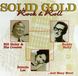 Solid Gold Rock & Roll by Various - Pr Gold Solid
