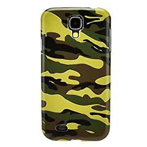 SOL Camouflage Design IMD Hard Case for Samsung Galaxy S4 I9500