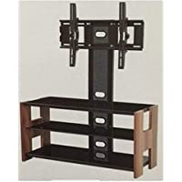 """LED TV Stand Table with Mounting For Tv Size 32"""" To 60"""". LCD055 Dimension, height 120cm,Width 120cm,Depth 40"""