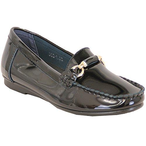 Ladies' Stylish Shoes Black - D321