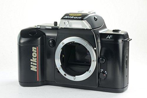 Nikon N4004 F-401 auto focus SLR film camera