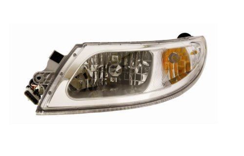 International 4000 8000 Series Truck 02 - 12 Head Light With Bulb Lh 3574387C93