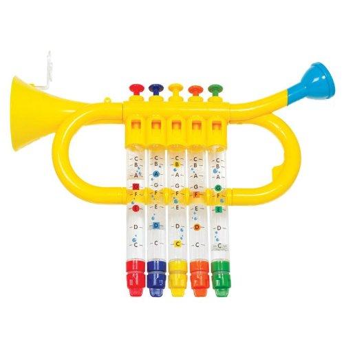 Wasser Musikinstrumente - Trompete für die Badewanne
