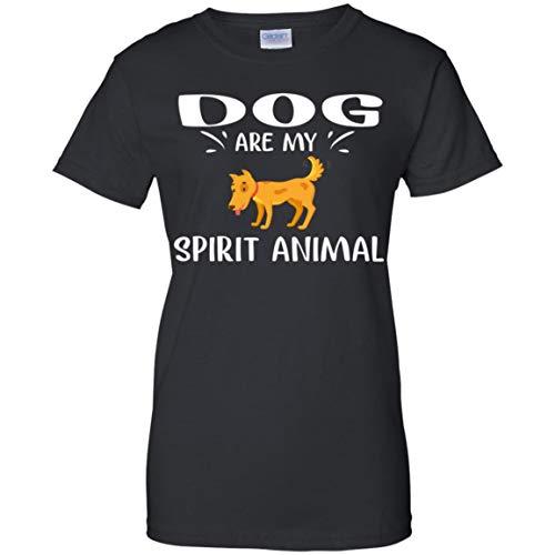 Dog are My Spirit Animal Gift Shirt - Tshirt