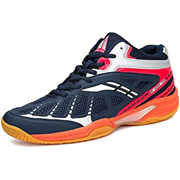 Amazon.com | Mishansha Badminton Shoes for Men Non Slip ...