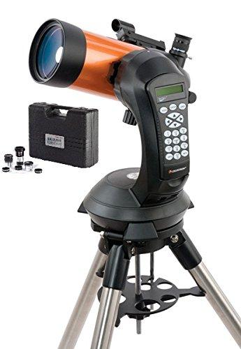 Celestron NexStar 4 SE Maksutov-Cassegrain Telescope, Observ