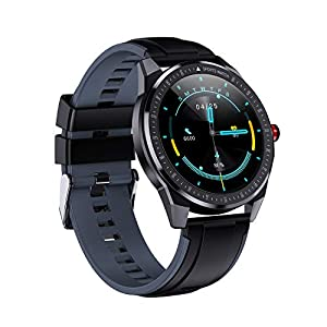 See Your Day from Your Wrist: Track all-day activity, including steps, distance, active minutes and calories burned—all at a glance. Three-level brightness adjustments, all features come together to elevate your day.  Smart Tickers