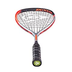 HIT HARDER THAN EVER BEFORE Packs more power thanks to the mix of a larger head, thicker aero beam and the 14x18 Powermax string pattern. The most powerful Hyperfirbre XT racket.
