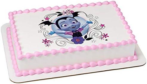 Fine Amazon Com Vampirina The Vampire Edible Cake Topper Decoration Funny Birthday Cards Online Overcheapnameinfo