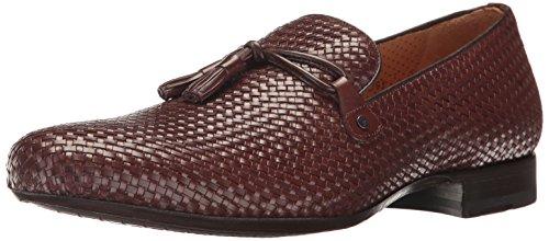 Mezlan Men's Turing Slip-on Loafer, Brown, 12 M US