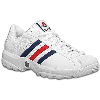 shopping usa cheap sale famous brand adidas Men's Superstar 2G Light Basketball Shoe